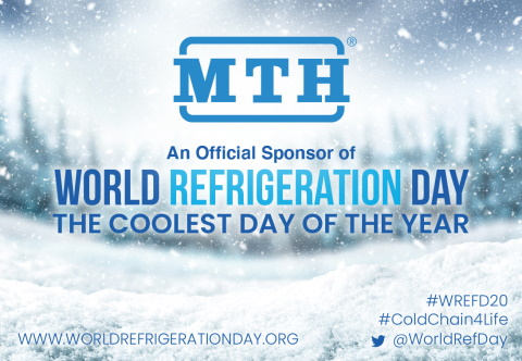 MTH official sponsor of World Refrigeration Day !